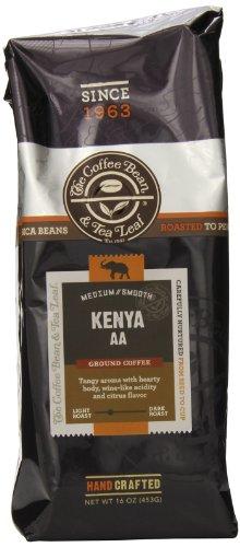 The Coffee Bean & Tea Leaf Ground Coffee, Kenya Aa, 1 Pound