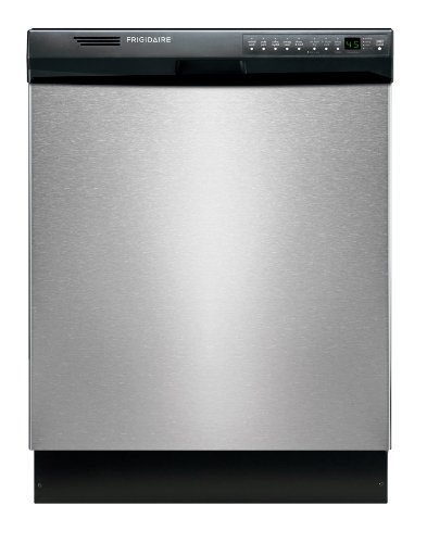 Stainless Steel Dishwasher Frigidaire Gallery Stainless