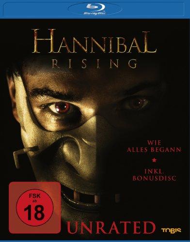 Hannibal Rising - Wie alles begann  (+ DVD) [Alemania] [Blu-ray]