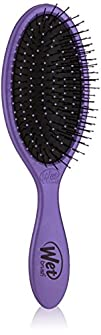 The Wet Hair Brush Metallic Purple