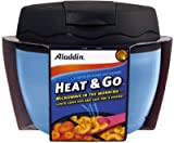 Aladdin 12oz. Heat & Go- Micro Lunch Bowl, Assorted Colors: Pink & Blue.