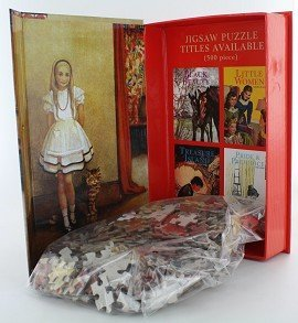 Alice In Wonderland 500 Piece Jigsaw Puzzle