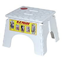 E-Z Foldz Stool