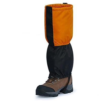 1 Pair Paladineer Waterproof Outdoor breathable Hiking Hunting Climbing Anti-Scratch Leggings Gaiters Cover