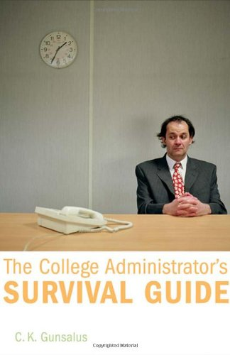The College Administrator's Survival Guide (College Press compare prices)