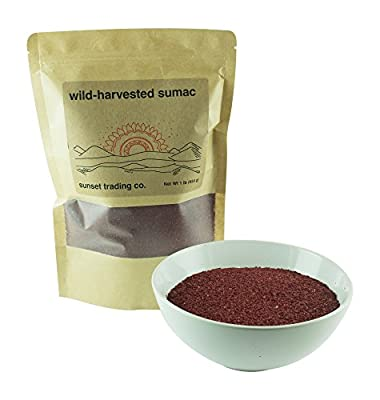 Sunset Trading Co., Wild-Harvested Sumac by Sunset Trading