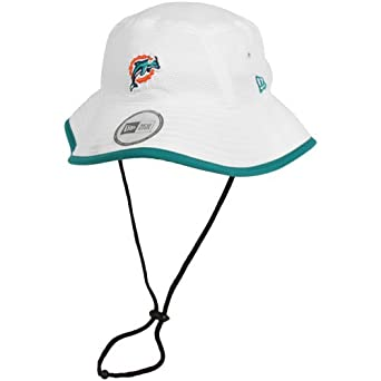 NFL Miami Dolphins Training Bucket Cap by New Era