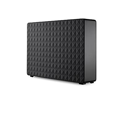 Seagate Expansion USB 3.0 5TB Desktop External Hard Drive (STBV5000100)