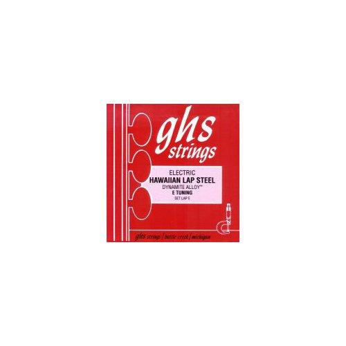Ghs Electric Hawaiian Lap Steel E-Tuning 13-56 Lap-E