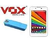 V106 Dual Sim 3G Quad Core HD Tablet With 2600 MAh Powerbank