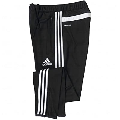 Adidas Mens Climacool Tiro 13 Pant Large Black/White