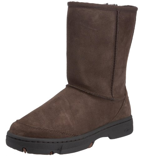UGG Women's Ultimate Short Boots - Chocolate