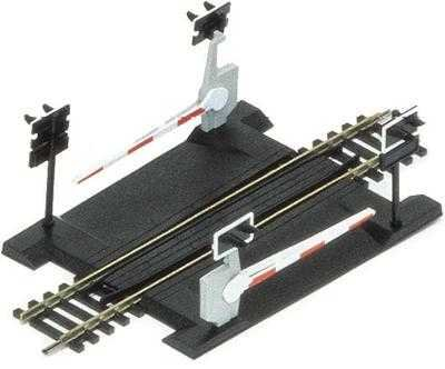 Hornby - Single Track Level Crossing