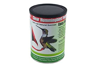 Songbird Essentials Clear Hummingbird Nectar, 24 Ounce