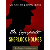 THE COMPLETE SHERLOCK HOLMES and THE COMPLETE TALES OF TERROR AND MYSTERY (All Sherlock Holmes Stories and All 12 Tales of Mystery in a Single Volume!) ... Conan Doyle | The Complete Works Collection)by Sherlock Holmes