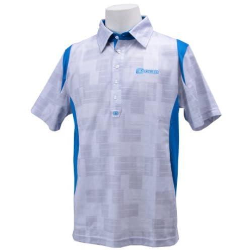 (オジオ)OGIO メンズ 半袖ポロシャツ 764602 WT ホワイト M