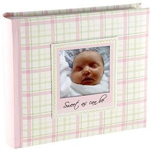 1-up BABY GIRL photo album by Malden