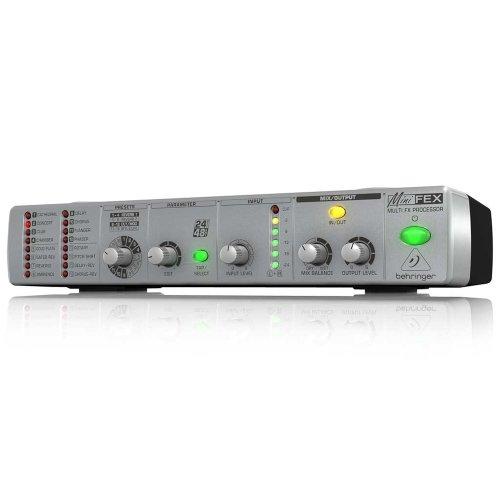 Behringer Fex800 24-Bit Stereo Multi-Fx Processor