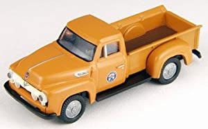 Classic Metal Works Mini Metals HO Scale 1954 Ford F-350 MOW Pickup Southern Pacific Railroad