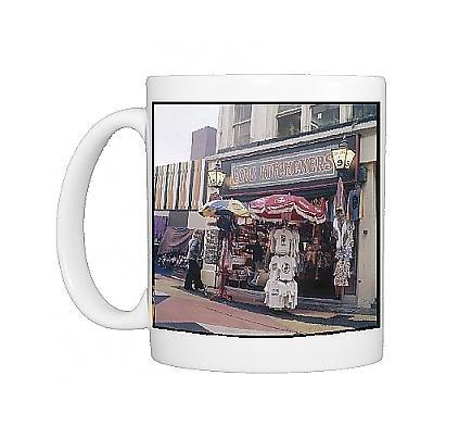 Photo Mug Of Carnaby Street Scene front-615457