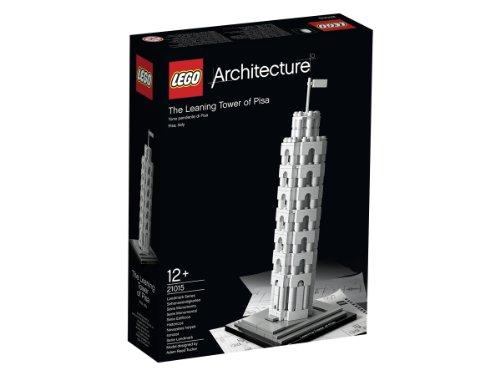 21015 ARCHITECTURE La torre pendente di Pisa