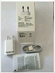 BRAND NEW 100% Original Apple Sealed Box Packed USB Wall Charger For iPhone 5,5c,5s - iPhone 4,4s - iPad Mini Etc.