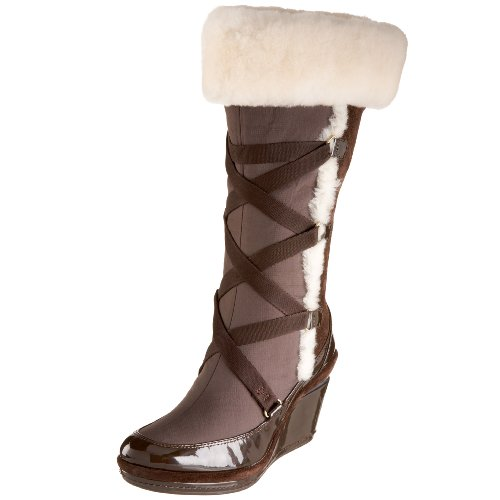 Cole Haan Women's Air Caprice Shearling Boo