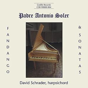 Fandango & Sonaten für Cembalo