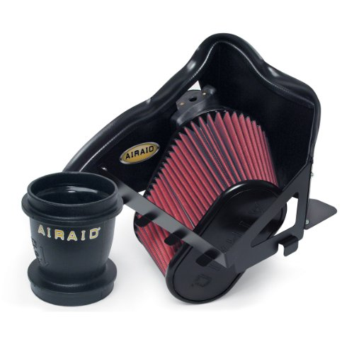 Airaid Air Intake w/Dry SynthaMax, 03 04 Dodge Ram Cummins 5.9L Diesel