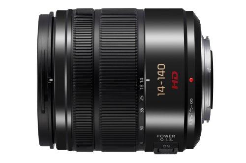Panasonic Lumix G Vario  14-140mm f/3.5-5.6 Lens (Black)