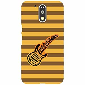 Printland Motorola Moto G4 Plus Boy (Printed Back Cover)