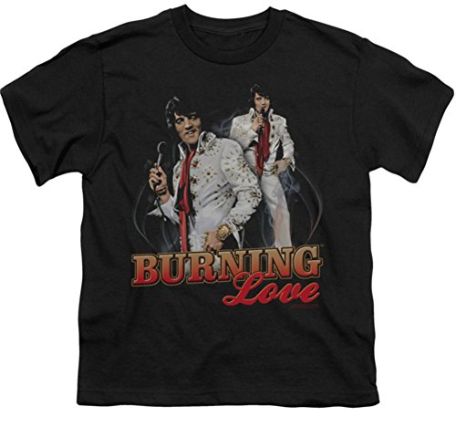 Youth: Burning Love Elvis Presley T-Shirt