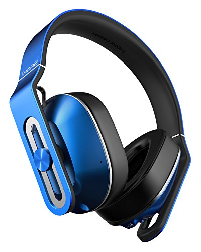 1MORE-MK802-Bluetooth-Over-Ear-Headphones-with-Microphone-and-Remote-Blue