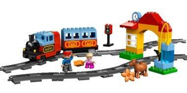 Lego 10507 DUPLO Eisenbahn Starter-Set