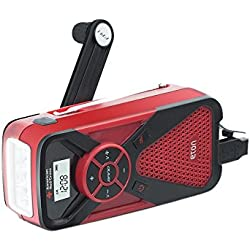 Eton FR1 American Red Cross NOAA Weather Band/AM/FM Radio with USB