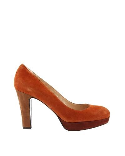 Paco Herrero Zapatos de Ante y Plataforma
