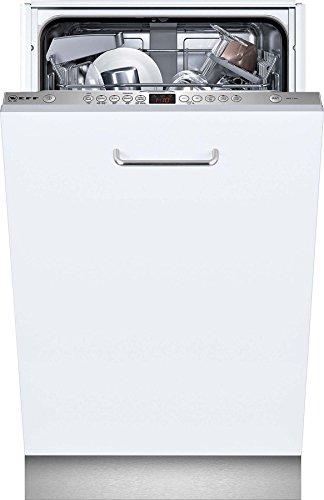 Neff GKV 550 Entièrement intégré 9places A+ Blanc - laves-vaisselles (Entièrement intégré, A, A+, Blanc, boutons, A)