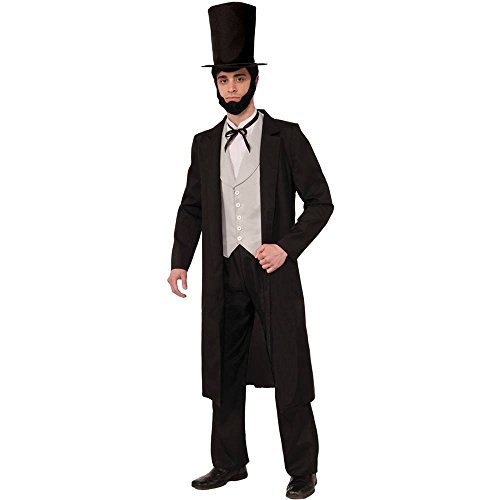 Abraham Lincoln Deluxe Adult Costume - Standard