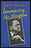 img - for Remembering Mr. Maugham book / textbook / text book