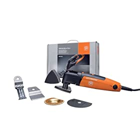 Fein MultiMaster FMM 250Q Select Variable-Speed Sanding and Scraping/Cutting Tool