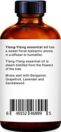 Majestic-Pure-Ylang-Ylang-Essential-Oil-100-Pure-and-Natural-Therapeutic-Grade-1-Fluid-Ounce