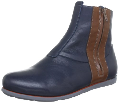 Think Eggal Boots Womens Blue Blau (water/kombi 86) Size: 6 (39 EU)
