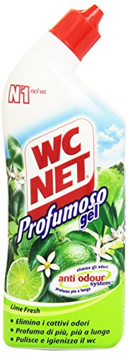 Wc Net Profumoso Gel Lime Fresh Ml.700