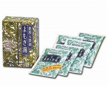 よもぎ 薬用入浴剤 30g×5