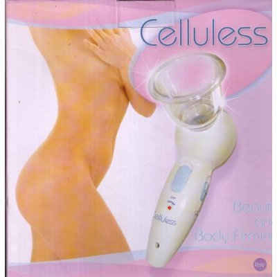 Celluless Vacuum Therapy Free Citrus Oil As Seen on Tv