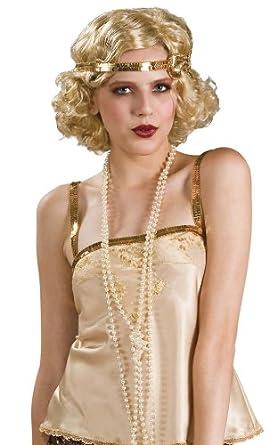 Amazon.com: White Pearl Necklace: Clothing