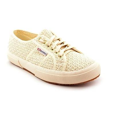 Amazon.com: Superga Women's 2750 Crchetw Fashion Sneaker,Off White,35