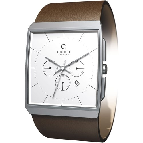 Obaku Harmony Gents Watch V126G CIRN