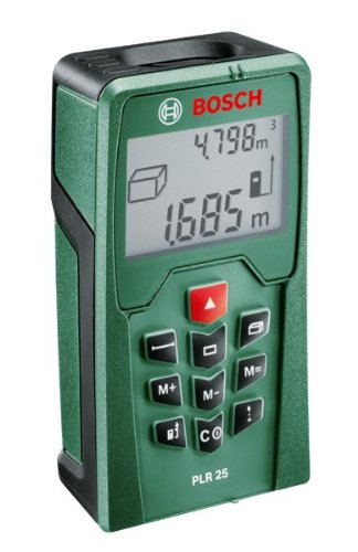 Bosch PLR 25 Digital Laser Range Finder