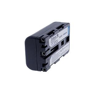 Batterie haute qualité Delamax pour Sony Alpha A100 - Accu Batterie Battery - remplace NP-FM55H